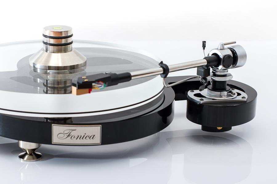 完美的高音谱号 Fonica F901 VIOLIN黑胶转盘